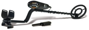 Bounty Hunter LONEGWP Lone Star Metal Detector with Pin Pointer