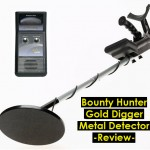 Bounty Hunter Gold Digger Metal Detector Review