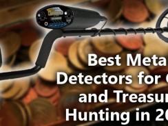 Best Metal Detectors for Gold and Treasure Hunting