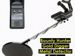 Bounty Hunter Gold Digger Metal Detector Review