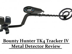 Bounty Hunter TK4 Tracker IV Metal Detector Review