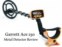 Garrett Ace 250 Metal Detector Review