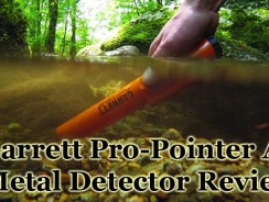 Garrett Pro-Pointer AT Metal Detector Review