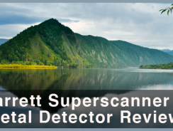 Garrett SuperScanner V Metal Detector Review
