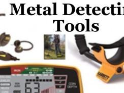 Metal Detecting Tools